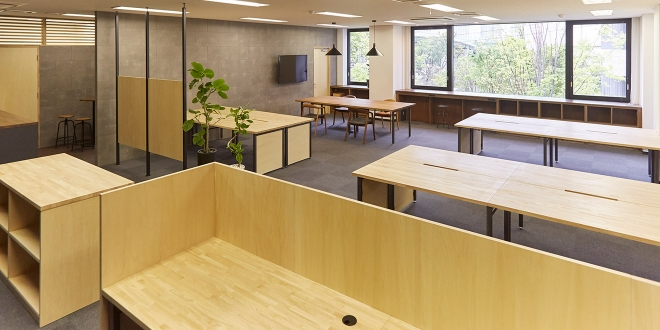 株式会社メディアフュージョン/事務所移転に伴う内装工事