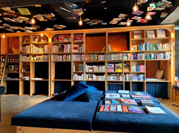 【建築探訪記】IKEBUKURO | BOOK AND BED TOKYO