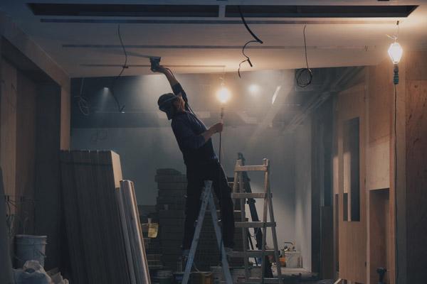 オフィス内装工事の工事区分