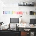 快適さを追求 小規模オフィスのレイアウト