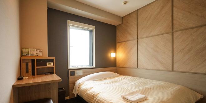 スーパーホテル新居浜/改装工事[2~8F客室フロア] | オフィス 内装 施工事例