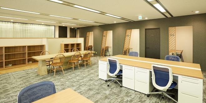 株式会社ニシハタシステム/オフィス移転工事 | オフィス 内装 施工事例